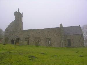 wharram percy church